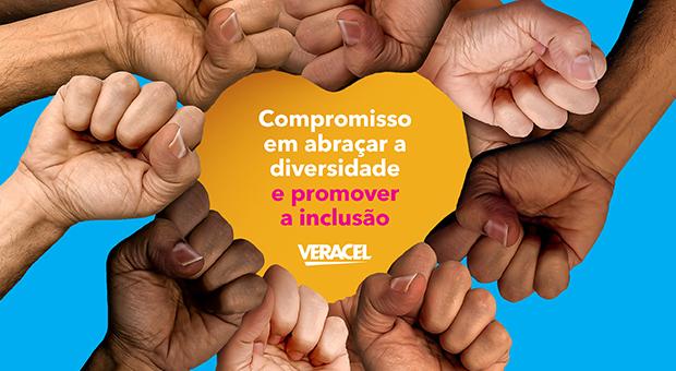 Semana da Diversidade e nosso compromisso por respeito e inclusão